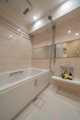 【浴室】クレール御殿山