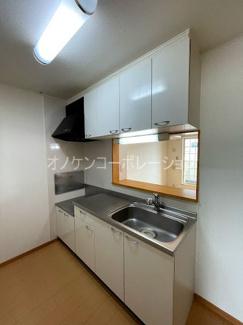 【キッチン】アメニティカスガⅦ