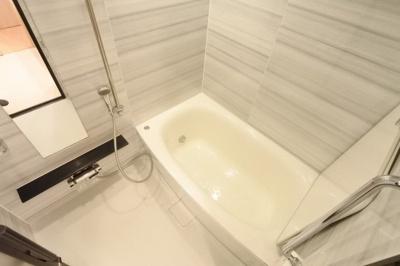 【浴室】シャリエ松屋町タワーレジデンス