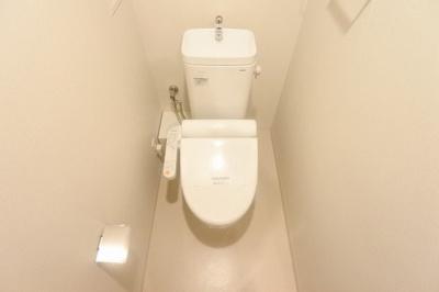 【トイレ】シャリエ松屋町タワーレジデンス