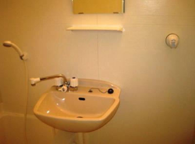 【浴室】シンエイト