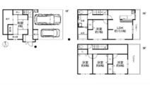 石田大山町中古戸建住宅の画像