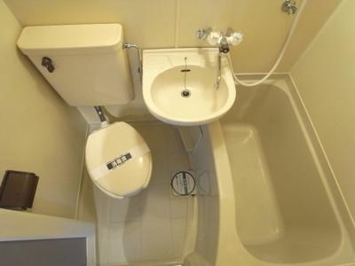 【浴室】ガーデンハイツ一号館