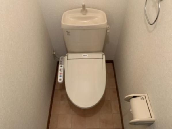 【トイレ】メゾン妙音通