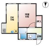 eguchiアパート の画像