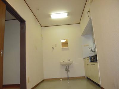 【キッチン】eguchiアパート