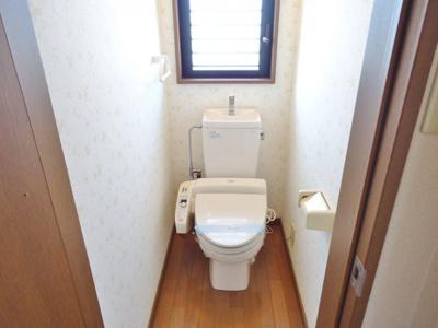 温水洗浄暖房便座 (写真は反転イメージです)