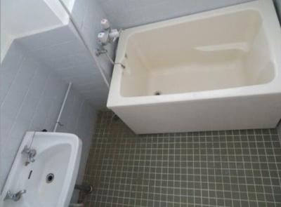 【浴室】代々木村田マンション