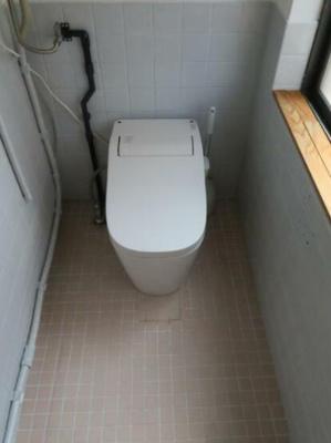 【トイレ】代々木村田マンション