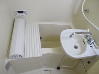 【浴室】蔵王半郷貸家