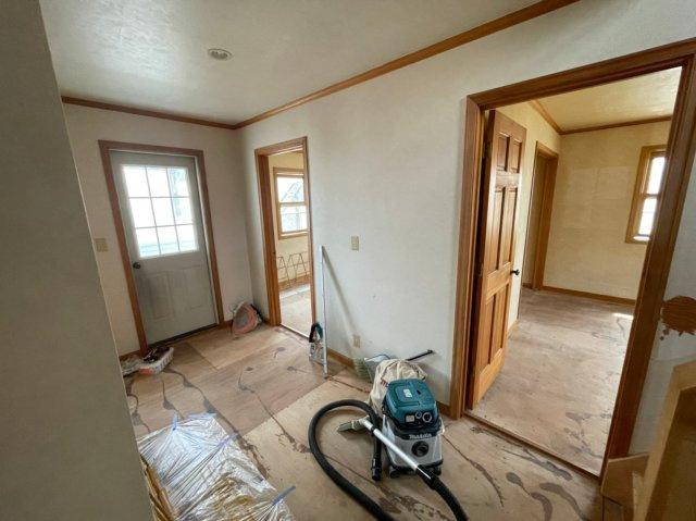 リフォーム8月末完了予定。キッチンガスコンロ、換気扇交換、和室畳交換。防蟻処理。