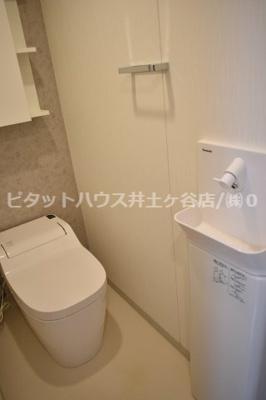 【トイレ】デュオステージ横濱赤門通り