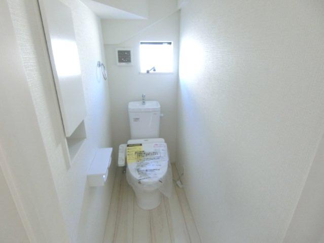 【トイレ】吉岡町下野田20-2期 2号棟/LIGNAGE