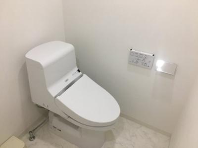 【トイレ】クレヴィスタ豊洲ベイサイドⅡ