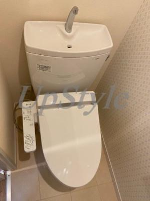 【トイレ】王子本町ワイケーマンションⅢ