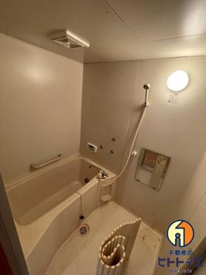 【浴室】ファミールマンション広川