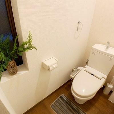 【トイレ】テラス六本木