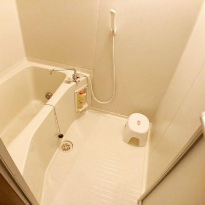【浴室】テラス六本木