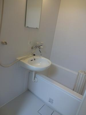 【浴室】Uハイム