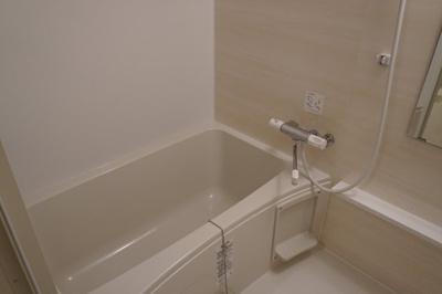 【浴室】麻布霞町マンション