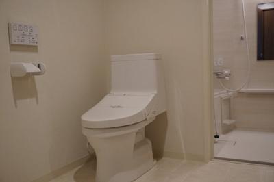 【トイレ】麻布霞町マンション