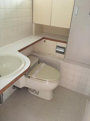 【トイレ】ベルハウス