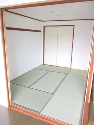【和室】嵯峨クレセーヌ神戸西