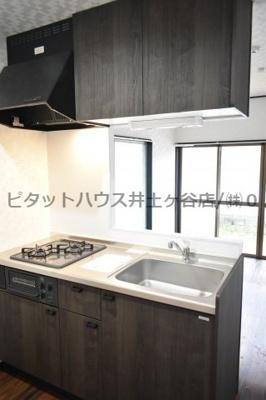 【キッチン】HUMA深谷町 戸建賃貸(貸家)