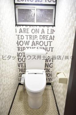 【トイレ】HUMA深谷町 戸建賃貸(貸家)