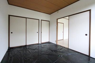 【寝室】サンハイム川本