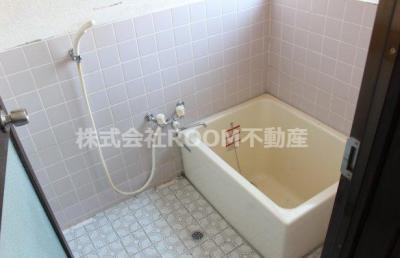 【浴室】レンタルハウス東