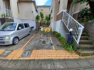 船橋市馬込町 中古一戸建て 馬込沢駅 2台駐車可能です!(車種による)