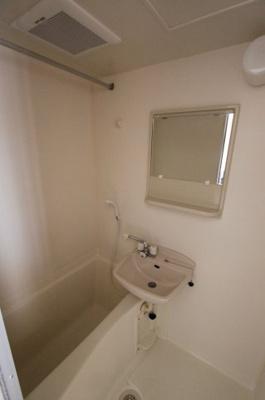 【浴室】グランブルー広瀬