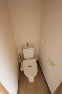 【トイレ】グランブルー広瀬