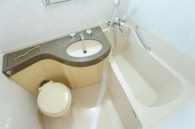 【浴室】朝日プラザ心斎橋北