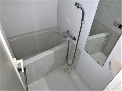 【浴室】セレッソコート上本町EAST