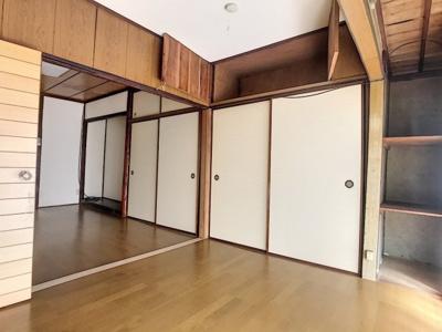 【居間・リビング】長崎町I貸家