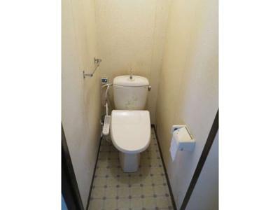 【トイレ】ドミール蘭B