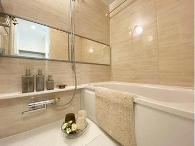 【浴室】A225 ニュー国分寺ハイツ