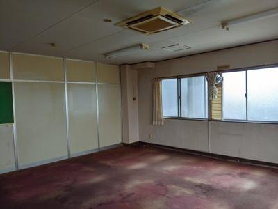 【内装】神戸1丁目店舗事務所T