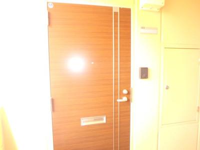 【玄関】グリーンテラスタマ