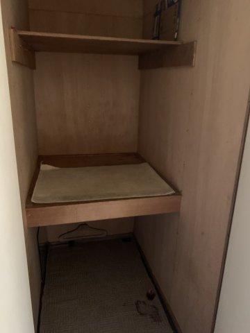 ※2階廊下の収納スペース