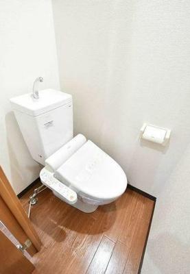 【トイレ】ヴィラスカイツリーパート1