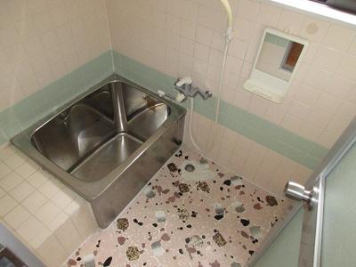 【浴室】南旭が丘戸建