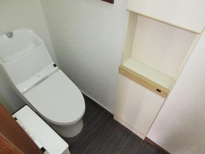 【トイレ】南旭が丘戸建