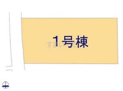 【区画図】リナージュ羽曳野市恵我之荘20-2期