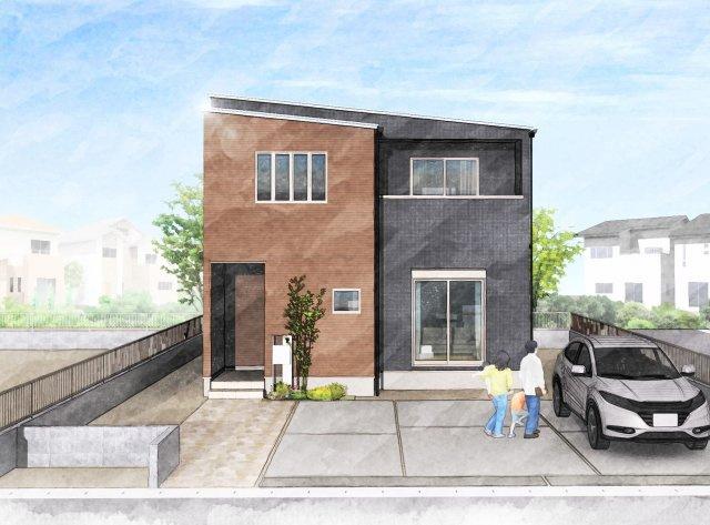 「アイパッソの家」南区城南町舞原Ⅰ期10号地モデルの画像