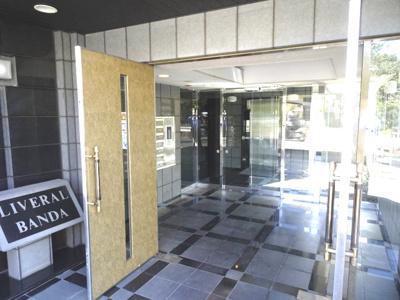 【エントランス】JR横浜線 番田駅 中央区上溝 リベラル番田402号室
