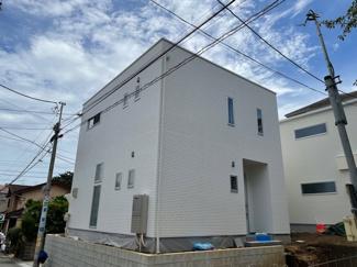【外観】南雪谷3丁目新築戸建