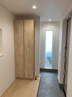 【玄関】南雪谷3丁目新築戸建